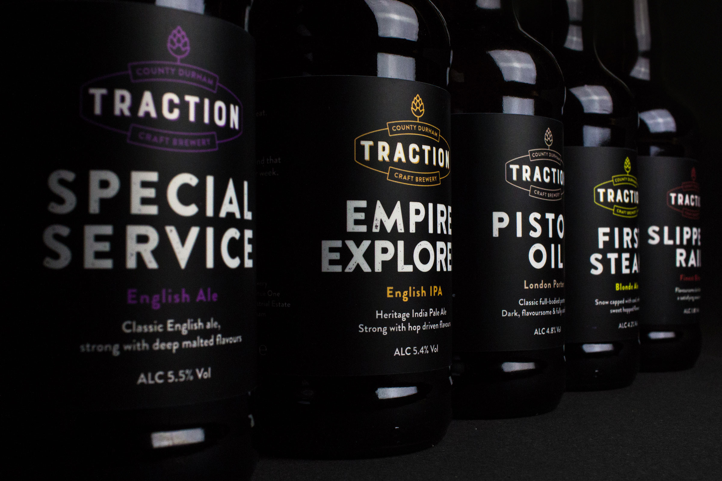 Traction Brewery